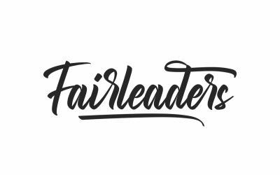 Fairleaders Calligraphy Script Font