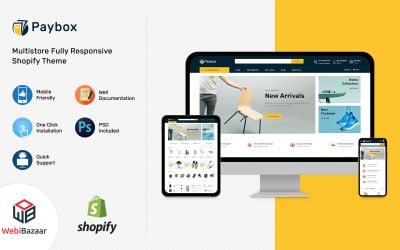 Paybox - Multi-Purpose Electronic Shopify Theme