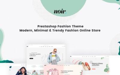 TM Noir - Innovative Prestashop Theme Fashion