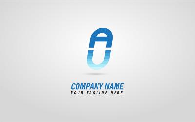 Au Logo Template - Start Your Company Logo template
