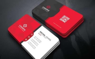 Creative Business Card Codepuc