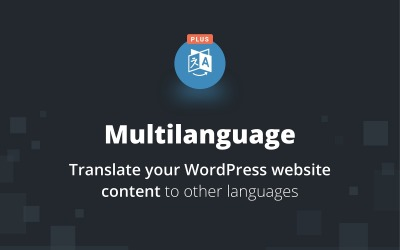 Multilanguage Plus WordPress Plugin