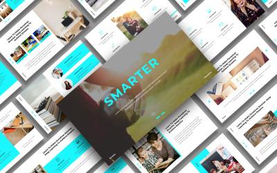 Smarter - Education Keynote Template Presentation