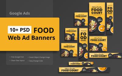 Creative Food Google Ads For Promotion Social Media