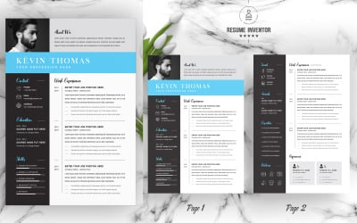 Kevin / Printable Resume Templates