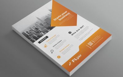 Corporate Business Flyer Vol_301