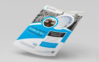 Business Flyer Template vk 3032