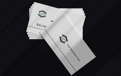 Clean Business Card so-86