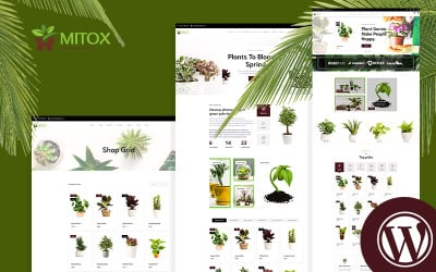 Mitox Landscape & Agriculture Woocommerce Theme