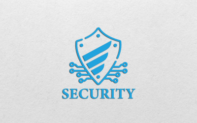 Unique Security Logo Design