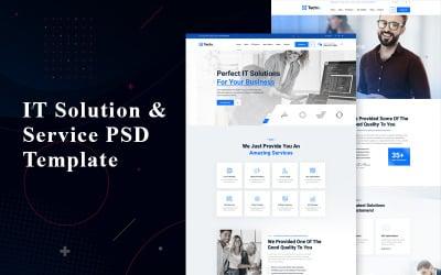 Techx - Modelo PSD de soluções e serviços de TI