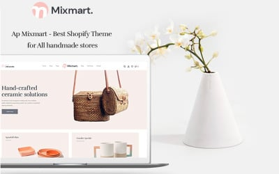 Creamic - Handcrafted Store Shopify Theme