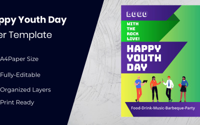 Information International Youth Day Party