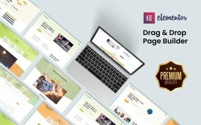 Le kit Web Elementor ultime pour les startups