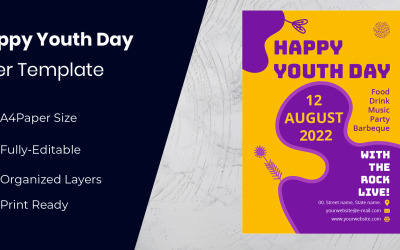 UN International Youth Day 2022 Theme