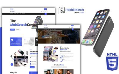 Moblletech - Mobile Shop HTML5 Template