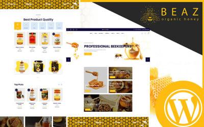 Beaz Honey Farm Shop WooCommerce Theme