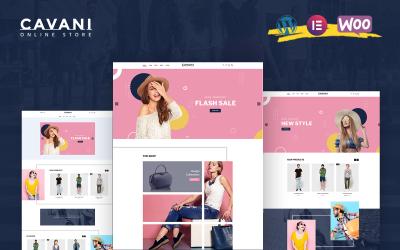 Cavani - Multipurpose WooCommerce WordPress Theme
