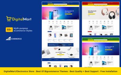 DigitalMart – Stencil BigCommerce 多用途