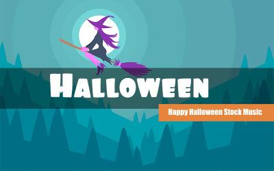 Halloween Holiday Fun Scary Stock Music