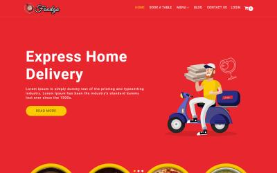 FoodGo – Restaurant WordPress Theme