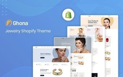 Ghona – Jewelry Shopify Theme