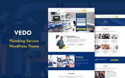 Vedo - Plumbing WordPress Theme