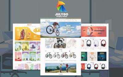 JulyGo - Responsive Shopify Online Store 2.0 Theme