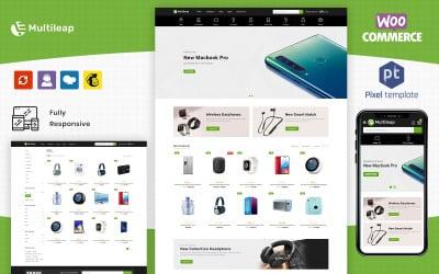 Multileap - Multipurpose Responsive WooCommerce Template
