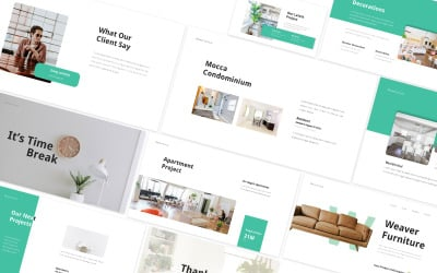 Weaver Furniture Powerpoint Template