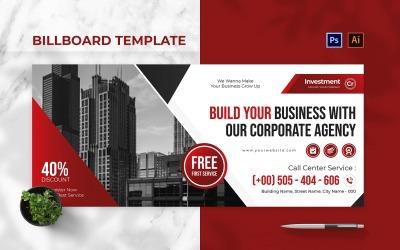 Corporate Agency Billboard Landscape