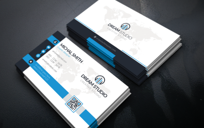 Corporate Business Card Dream Studio