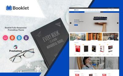 Booklet - Responsive PrestaShop Template