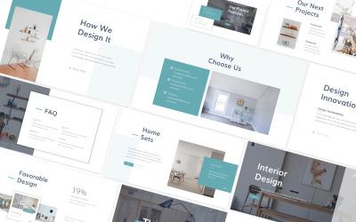 Interior Design 2 Google Slides Template