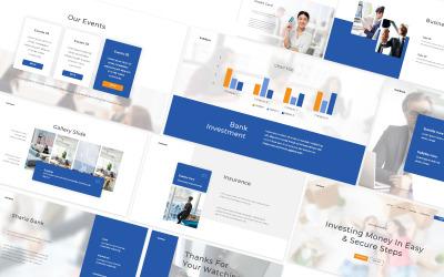 Bank Finance Powerpoint Template