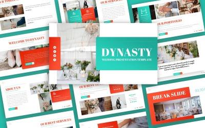 Dynasty - Wedding Multipurpose PowerPoint Template
