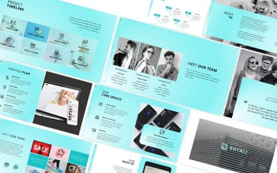 Rotali Powerpoint Template