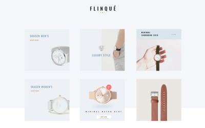 TM Flinque - Hand Watch, Fashion and Accessories PrestaShop Theme