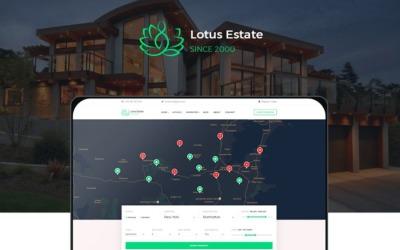 TM Real Estate - Mejor sitio web para agentes inmobiliarios Tema PrestaShop
