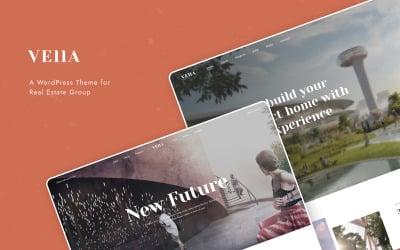Vella - Real Estate & Single Property WordPress Theme