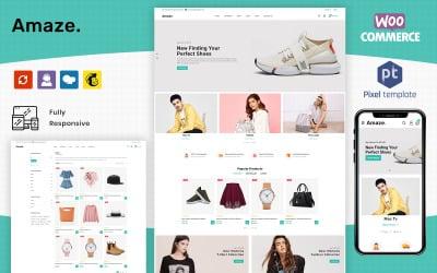 Amaze - 时尚服装多用途 WooCommerce 模板