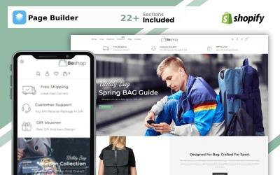 BeShop Bag Store Shopify téma