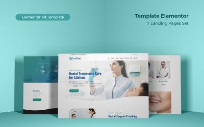 DentCare - Healthcare Elementor Kit