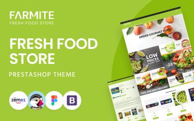 Farmite - Fresh Food Prestashop Theme