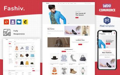 Fashiv - Responsive Fashion WooCommerce Theme