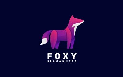 Fox Gradient Logo Templates