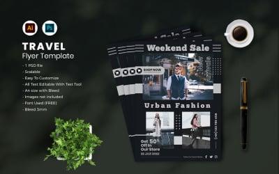 Fashion Flyer Template vol.54