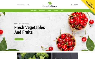 Sproutingfarms - Sklep z produktami ekologicznymi