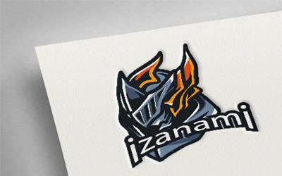 Izanami Esport Logo Template
