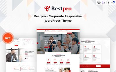 Bestpro - Corporate Responsive WordPress-thema